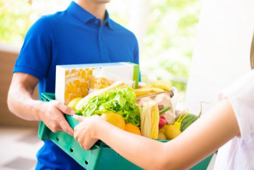 Online Grocery Services'