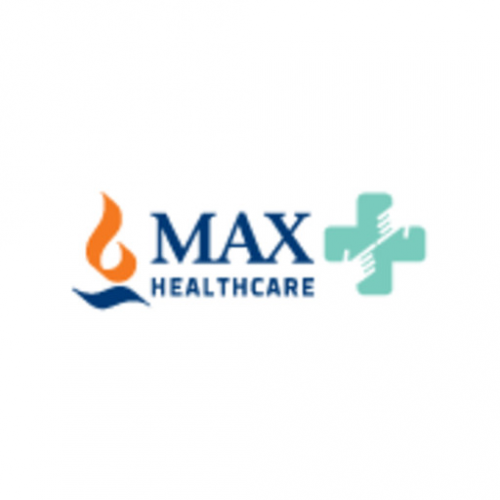 Company Logo For Max Multi Speciality Centre, Panchsheel Par'