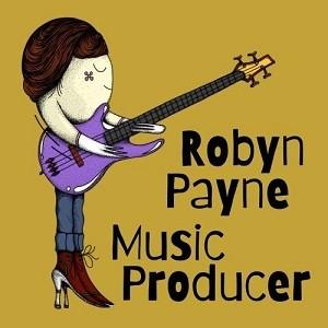 Company Logo For Robyn Payne - Music Producer'