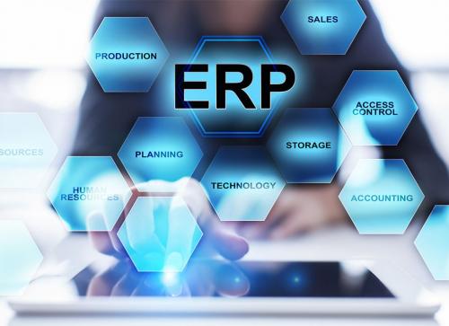 Cloud ERP Software'