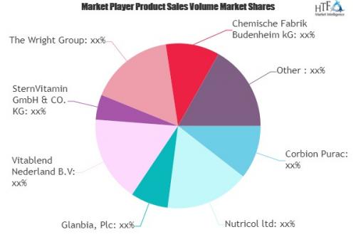 Nutritional Premixes Market'