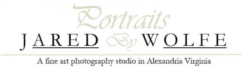 Company Logo For Portraits by Jared Wolfe'