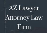AZ Attorney Lawyer Logo