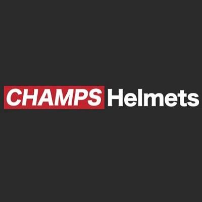 Company Logo For Champs Helmets'