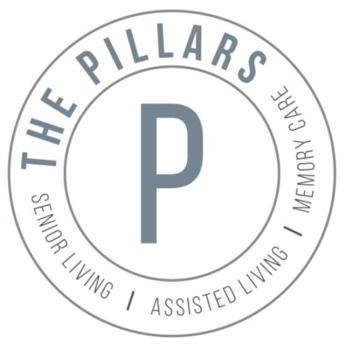 Company Logo For Pillars Senior Living'