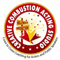 Creative Combustion Acting Studio Logo