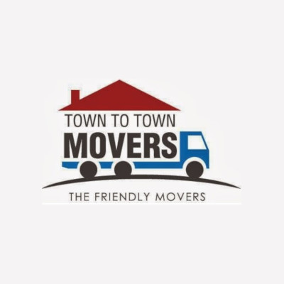 Company Logo For Town To Town Movers'