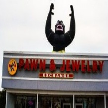 Company Logo For King Kong Pawn'