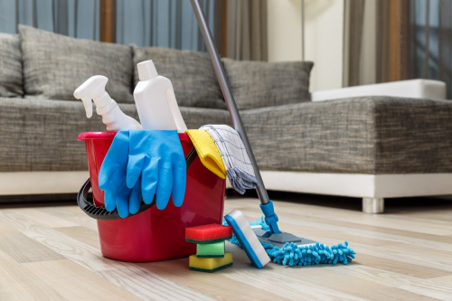 Cleaning Services Market'