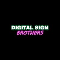 Digital Sign Brothers Logo