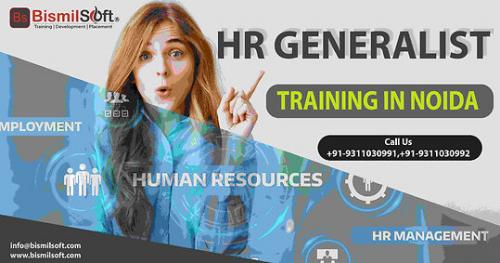 HR Generalist Training in Noida'
