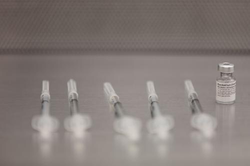 Intermountain Healthcare COVID Vaccine'
