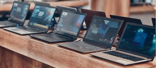 Laptop Market'