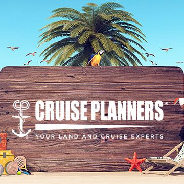 Company Logo For Cruise Planners - Jim Vanderpool'