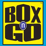 Box-n-Go Local Moving Company Logo