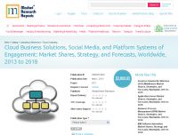 Cloud Business Solutions and Social Media Engagement