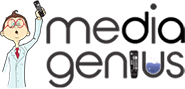 Media Genius, LLC Logo