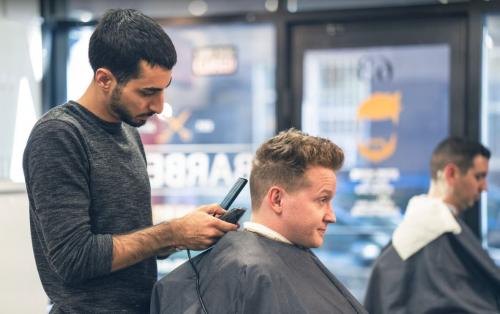 Barbers Hair Stylists'