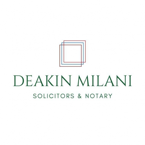 Company Logo For Deakin Milani'