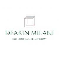 Deakin Milani Logo