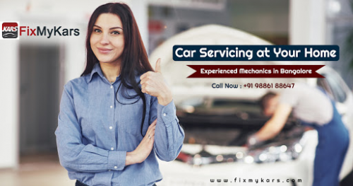 Car Services at Doorstep in Bangalore'