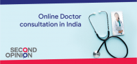 Second Opinion - Find a nearby doctor online Logo