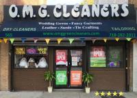 OMG Green Cleaners Logo