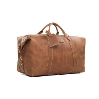 Leather Travel Bag Market
