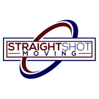 Straight Shot Moving Logo