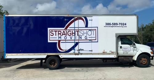 Company Logo For Straight Shot Moving'