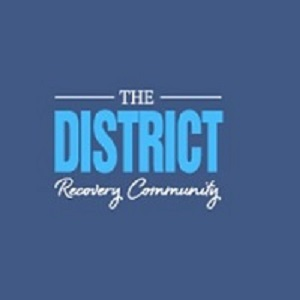 Company Logo For The District Recovery Community'
