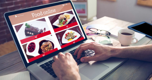 Online On-Demand Food Delivery Services'
