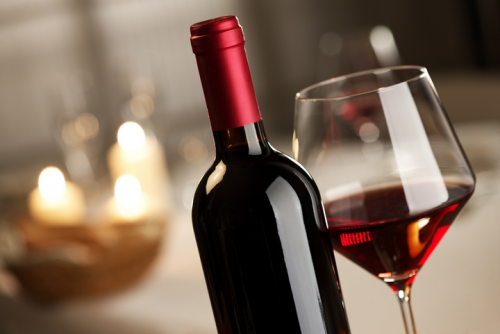 Dry Red Wine'