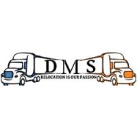 Denver moving services (D.M.S) Logo