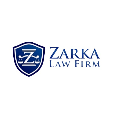 Company Logo For Zarka Law Firm'