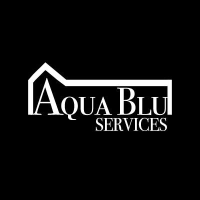 Company Logo For Aqua Blu Services'