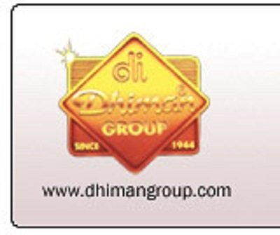 Company Logo For Dhiman Group'