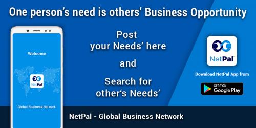 Netpal Banner'