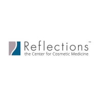 Reflections: The Center for Cosmetic Medicine Logo