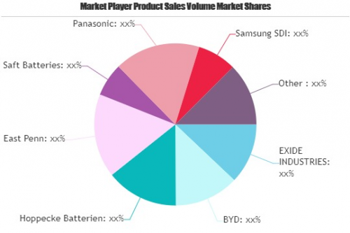 Solar Storage Batteries Market'