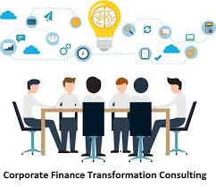 Corporate Finance Transformation Consulting Market to Witnes'
