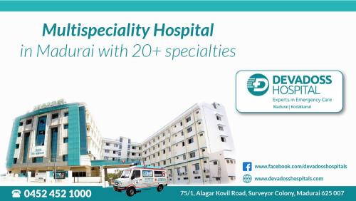 Company Logo For Devadoss Multispeciality Hospital - Best tr'