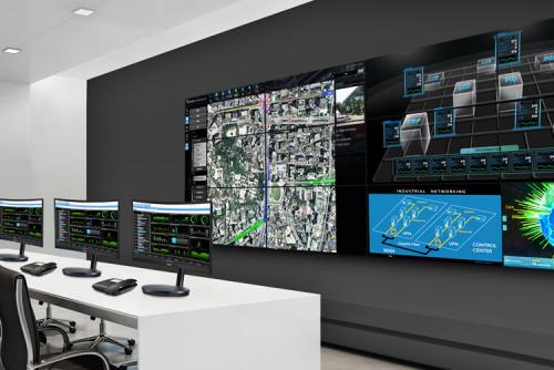 Control Room Solutions Market'