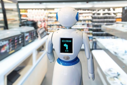 Internet of Things in Retail'