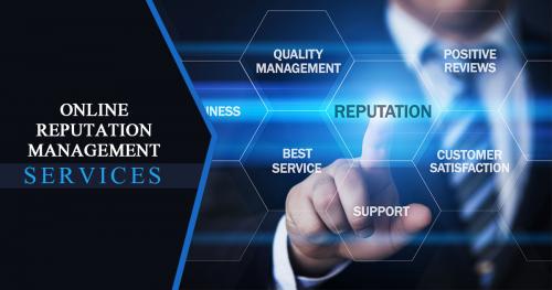 Online Reputation Management Services'