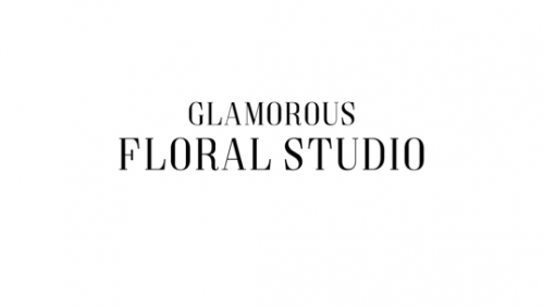 Company Logo For Glamorous Floral Studio'