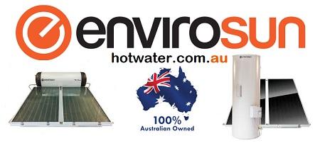 Company Logo For Envirosun Solar Hot Water'