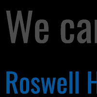 Company Logo For Roswell Home Care'