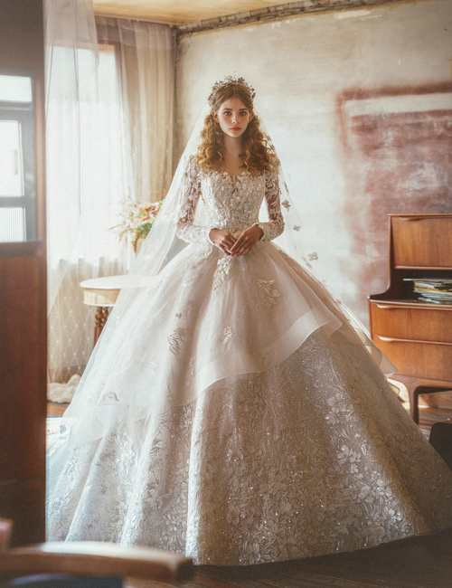Bridal Gowns'