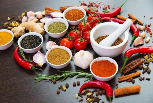 Savory Ingredients'